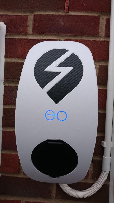 eo home charger, eo, electric car charging at home