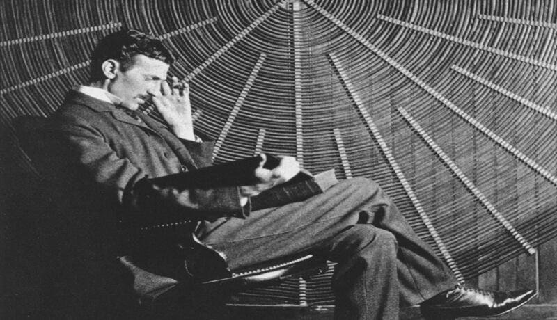 Reading, philosphy, Tesla, energy, transitions, change,