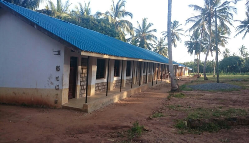 Kalinda, school, Kenya, soalr