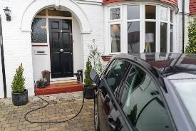 Zappi, egolf, solar chager, electric car, charging