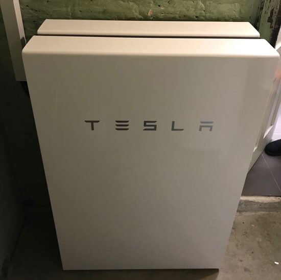 tesla, powerwall, powerwall2, multiple powerwall