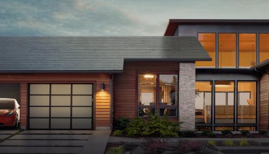 Tesla, Roof, Tiles