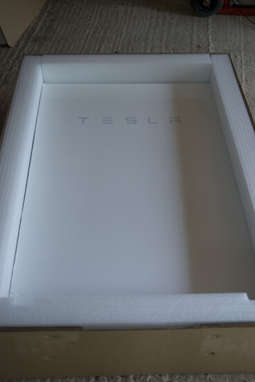 Powerwall2, boxed