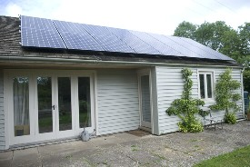 SunpowerX27, Home of the future