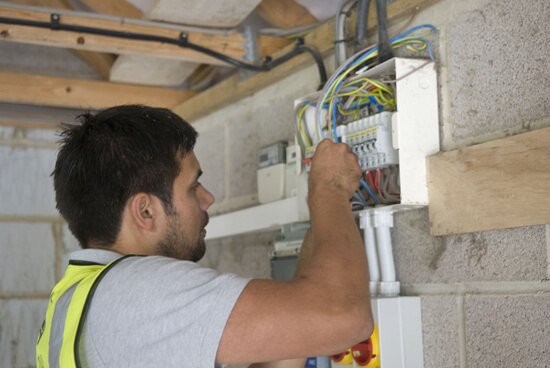 installer, installation, wring