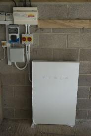 Powerwall2, installation