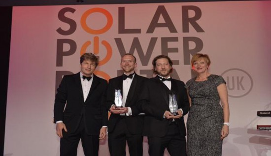 solar power portal, joju, awards, leo johnson