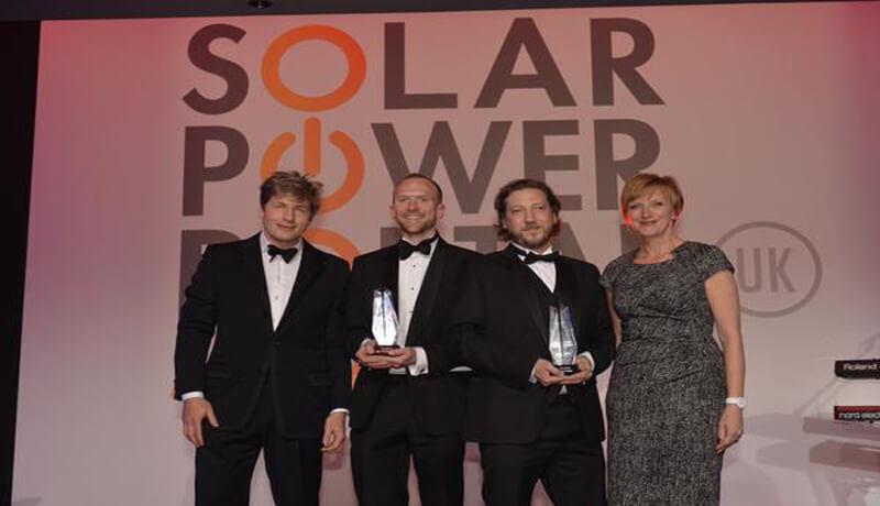 solar power portal, joju, awards, leo johnson