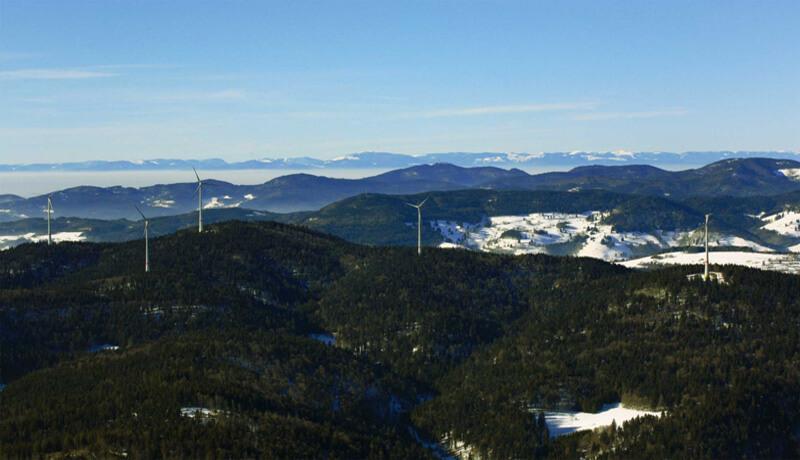 cooperative energy, Rohrenkopf, wind farm, German, community energy, Black Forest
