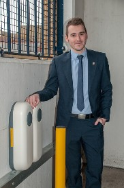 Councillor Chrsitopher Hammond, New Motion, EV chargepoint, Southampton City Council