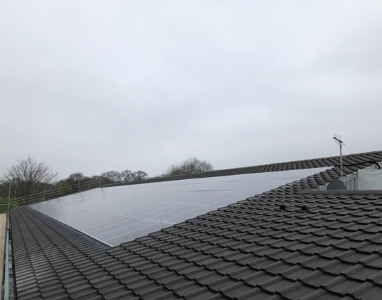 recessed solar, Tactray, integrated, BIPV