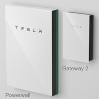 Back-up, Gatewat, Tesla, Powerwall2,