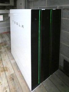 Tesla, Powerwall, microgrid, Thameswey, landlord supply, multiple housing