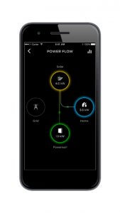 Tesla, Powerwall, App, mobile phone, data