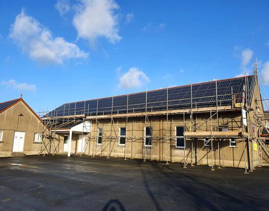 Egni Coop, Solar School