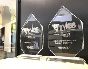 EVIES Awards, Installer of the Year, prize