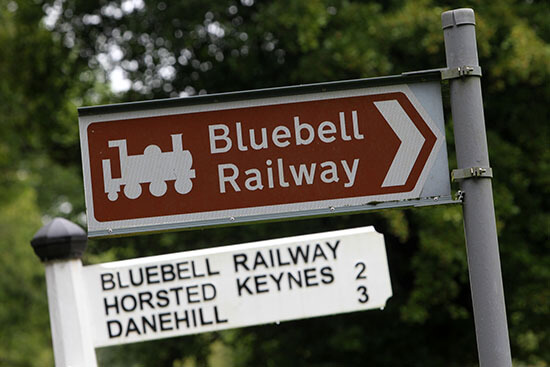 Bluebell Railway, EV charge points, Joju Charging, EV infrastructure, electric vehicles, EV install